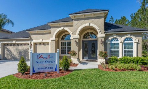 Home builders jacksonville fl ashley homes for Build your own house florida
