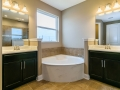 Plan 2264 Modified Master Bath & Pool