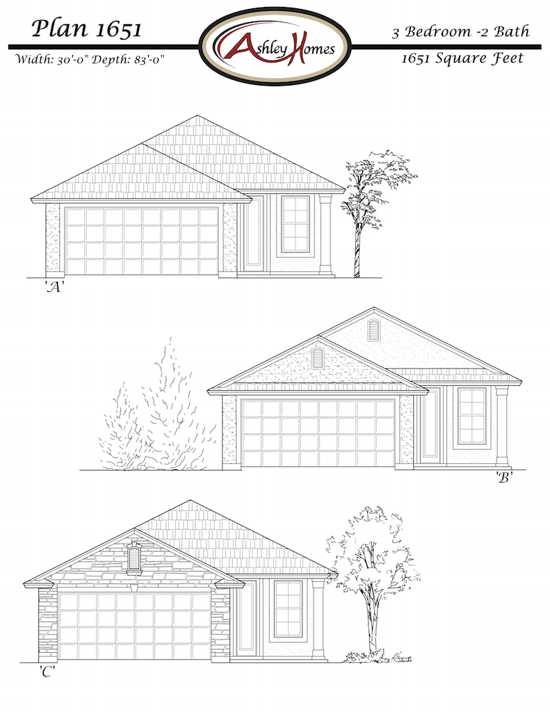 Ashley_Homes_Plan_1651_ELE_Forest_Hammock
