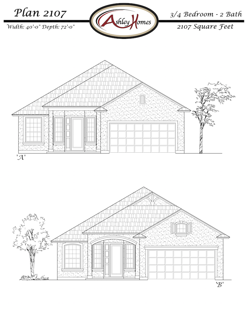 Ashley_Homes_Plan_2107_ELE_Forest_Hammock