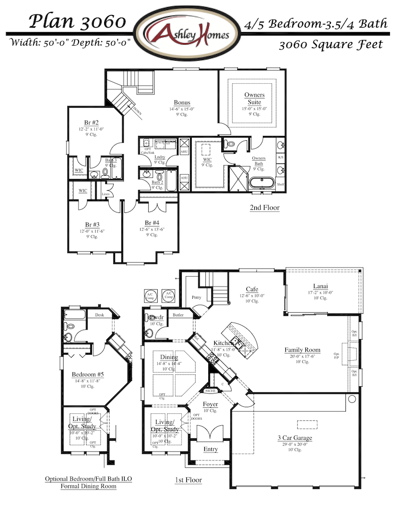 Ashley_Homes_Plan_3060_FP_Arbor_Mill_Mill_Creek_Plantation